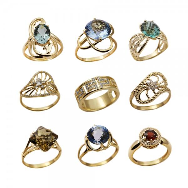 Symbolic Rings