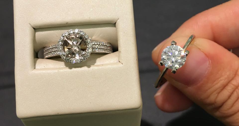 Diamond Jewelry Pieces